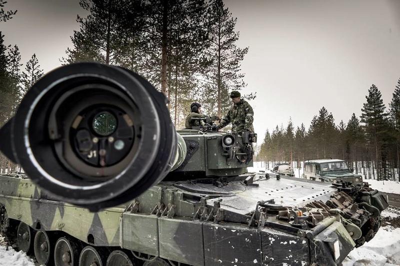 Armée Finlandaise / Finnish Defence Forces / puolustusvoimat - Page 8 8956