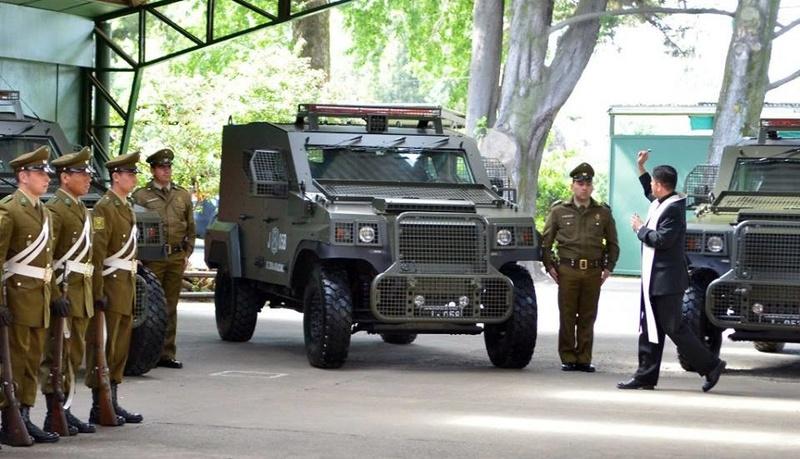 Armée Chilienne / Chile's armed forces / Fuerzas Armadas de Chile - Page 13 9046