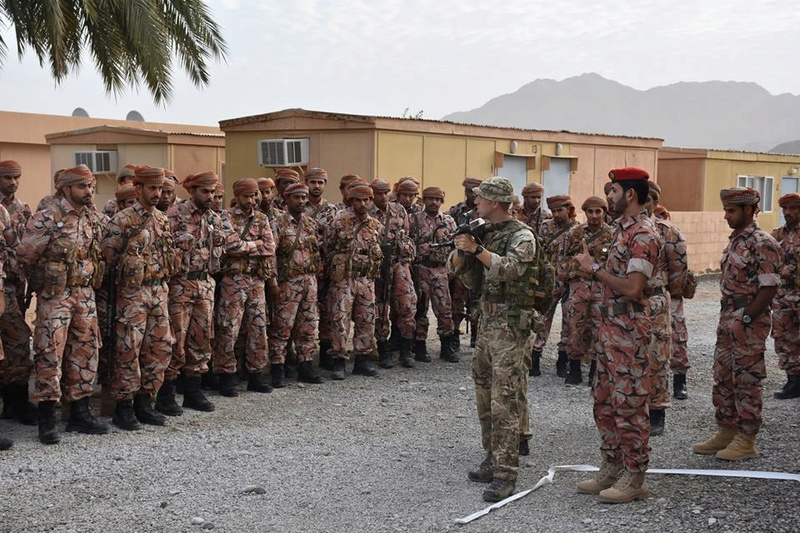 Armée Omanaise / Sultan of Oman's Armed Forces - Page 9 910