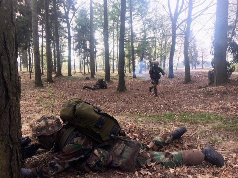 Armée Hollandaise/Armed forces of the Netherlands/Nederlandse krijgsmacht - Page 20 9114