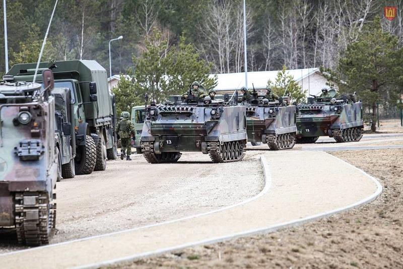 Armée lituanienne/Lithuanian Armed Forces - Page 5 9119