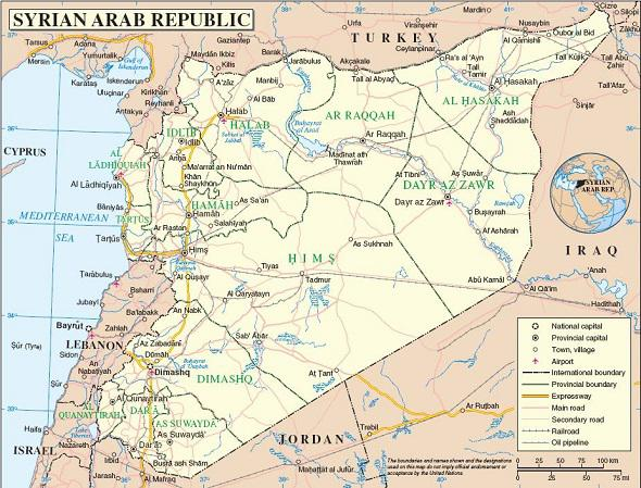 Guerre Civile en Syrie ( LISEZ LE PREMIER POST ! ) - Statut spécial  - - Page 7 9127