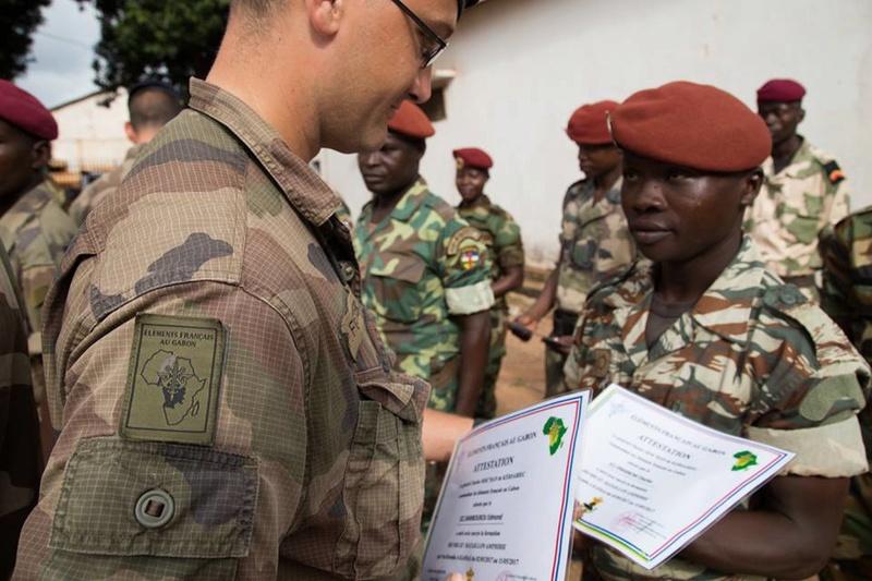 Armées de la République centrafricaine  - Page 3 9145