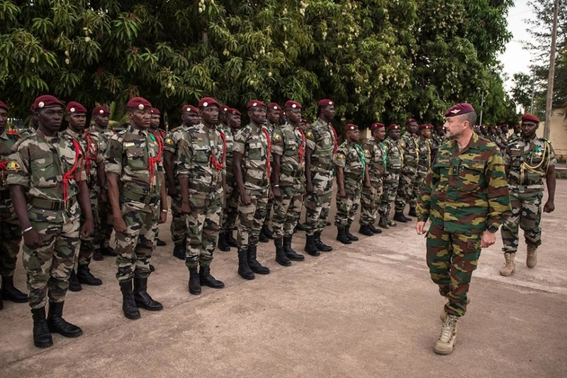 Armée Malienne / Armed and Security Forces of Mali - Page 14 9210