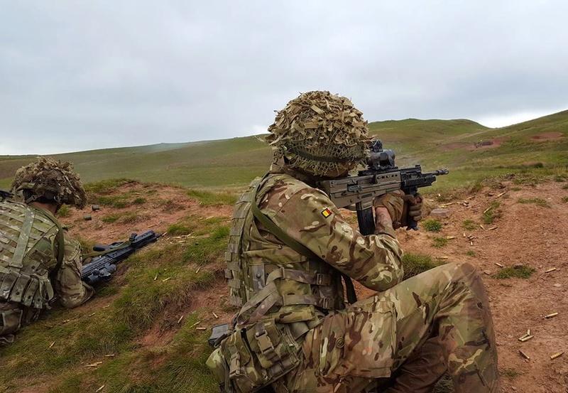 Armée Britannique/British Armed Forces - Page 5 9235