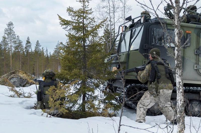 Armée Finlandaise / Finnish Defence Forces / puolustusvoimat - Page 8 9243