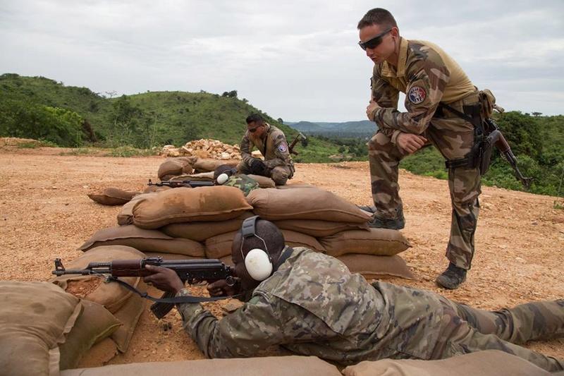 Armées de la République centrafricaine  - Page 3 9244