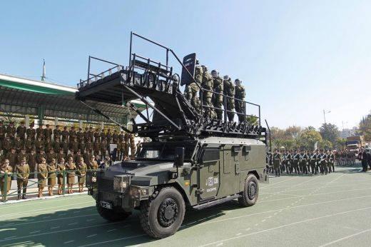 Armée Chilienne / Chile's armed forces / Fuerzas Armadas de Chile - Page 13 9328
