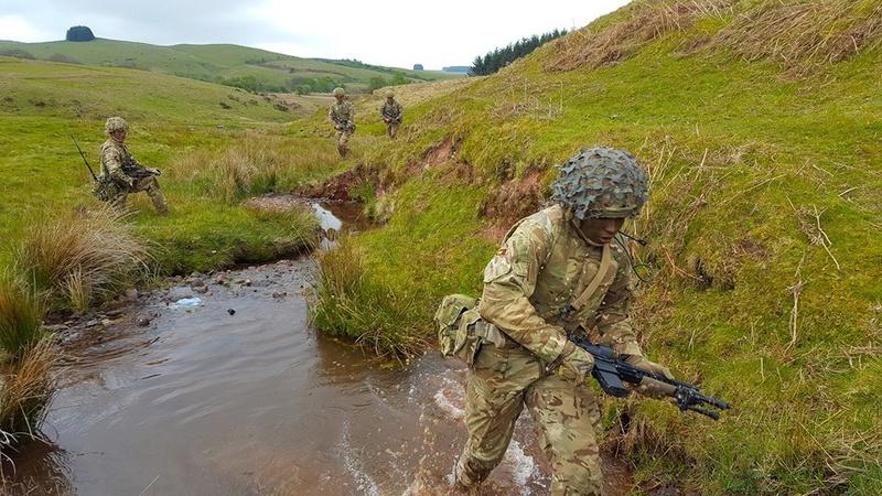 Armée Britannique/British Armed Forces - Page 5 9329