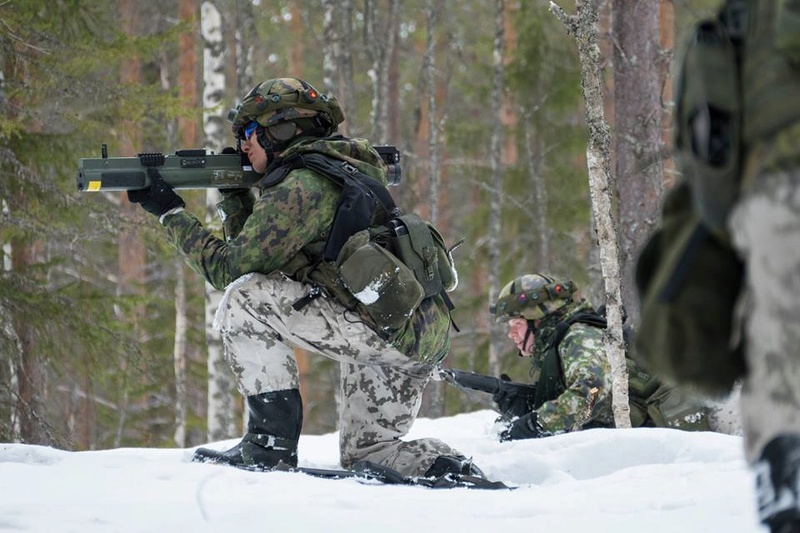 Armée Finlandaise / Finnish Defence Forces / puolustusvoimat - Page 8 9335