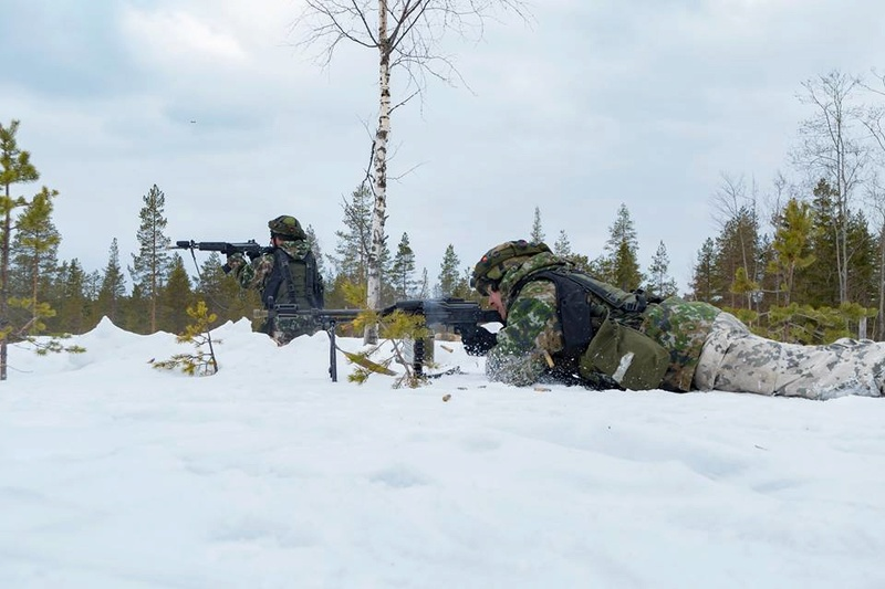 Armée Finlandaise / Finnish Defence Forces / puolustusvoimat - Page 8 9429