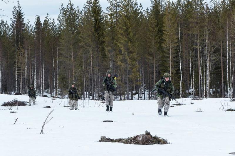 Armée Finlandaise / Finnish Defence Forces / puolustusvoimat - Page 8 9527