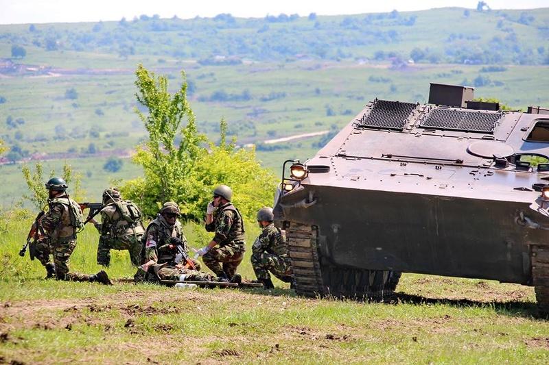 Armée Roumaine/Romanian Armed Forces/Forţele Armate Române - Page 10 9633