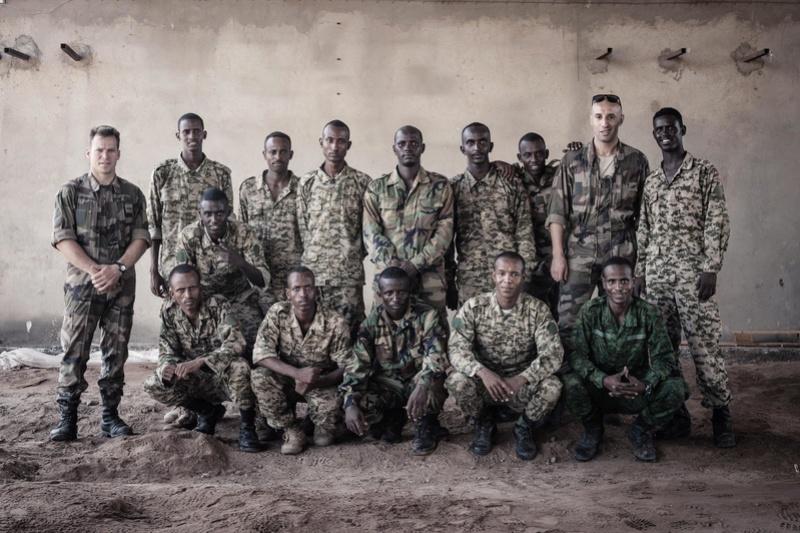 Armée djiboutienne / Djibouti National Army - Page 3 9654