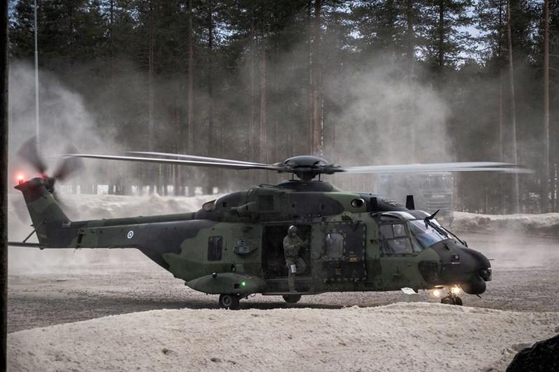 Armée Finlandaise / Finnish Defence Forces / puolustusvoimat - Page 8 9716