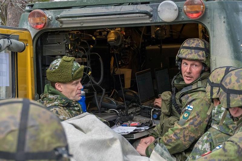Armée Finlandaise / Finnish Defence Forces / puolustusvoimat - Page 8 9814