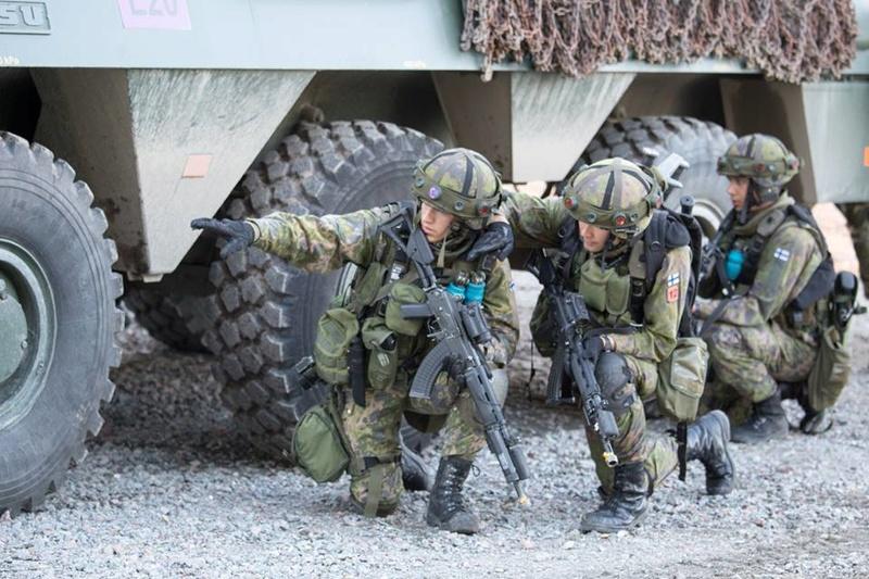 Armée Finlandaise / Finnish Defence Forces / puolustusvoimat - Page 8 9860