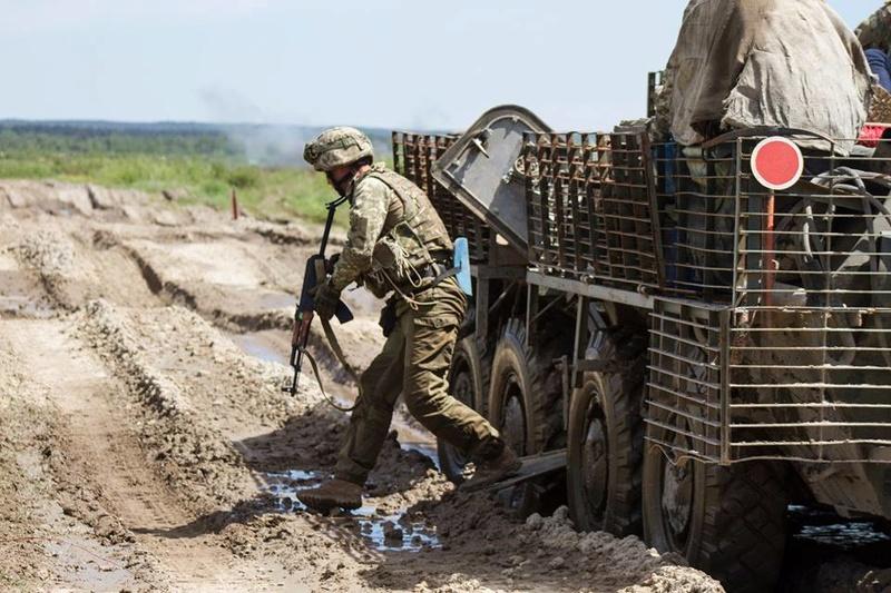 Ukrainian Armed Forces / Zbroyni Syly Ukrayiny - Page 16 98a34