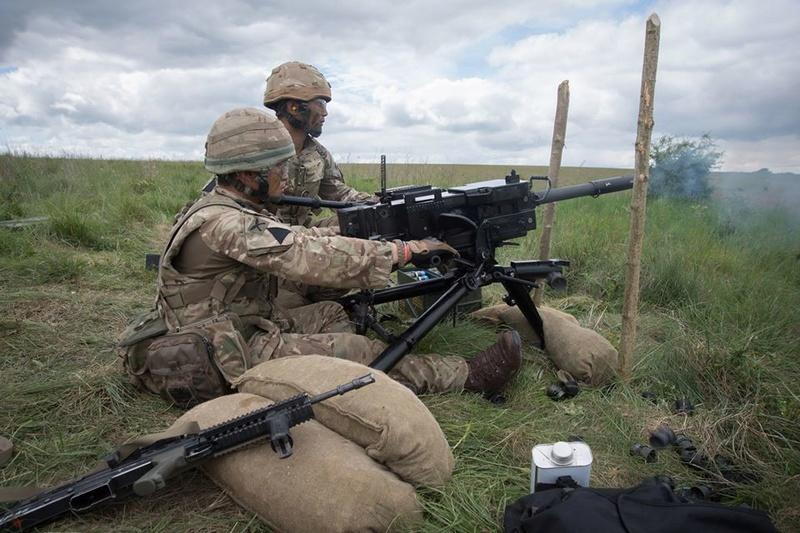Armée Britannique/British Armed Forces - Page 5 98a37