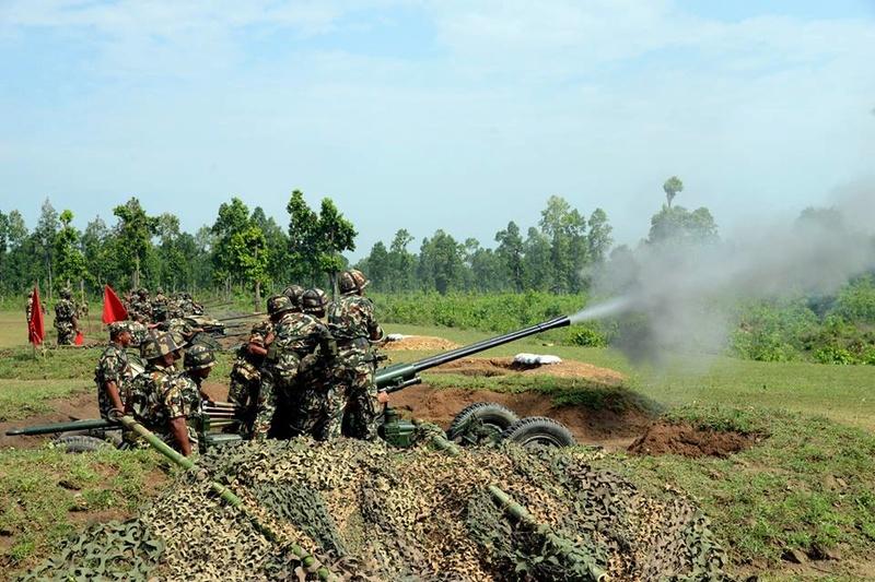 Armée Népalaise 98a73