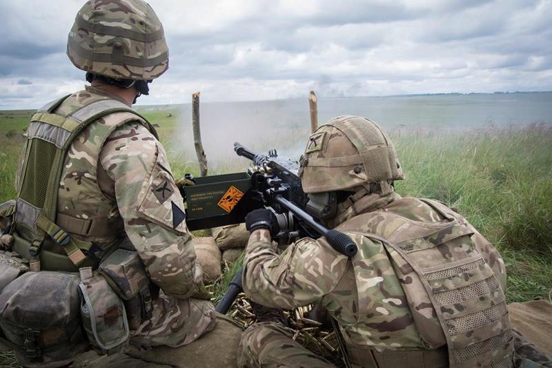 Armée Britannique/British Armed Forces - Page 5 98b28