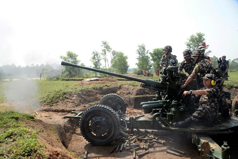 Armée Népalaise 98b58