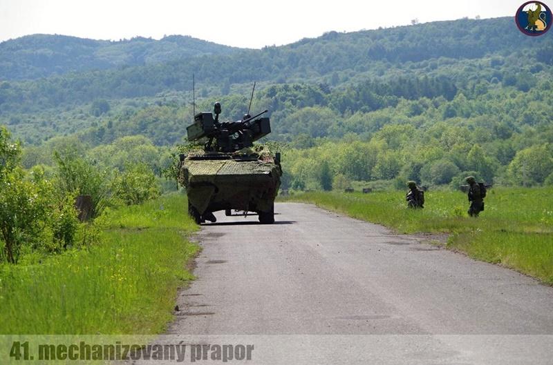 Armée tchèque/Czech Armed Forces - Page 9 98c13