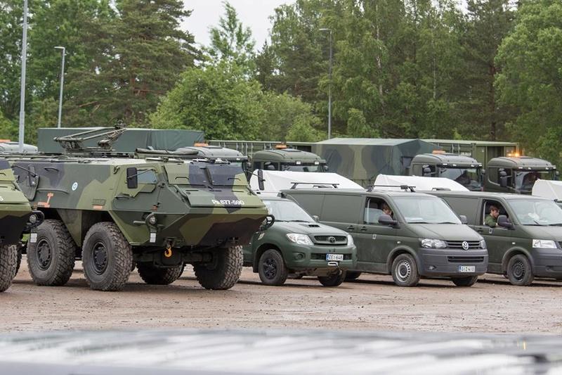 Armée Finlandaise / Finnish Defence Forces / puolustusvoimat - Page 8 98c30