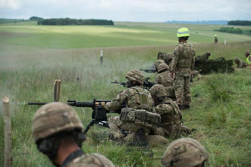 Armée Britannique/British Armed Forces - Page 5 98d25