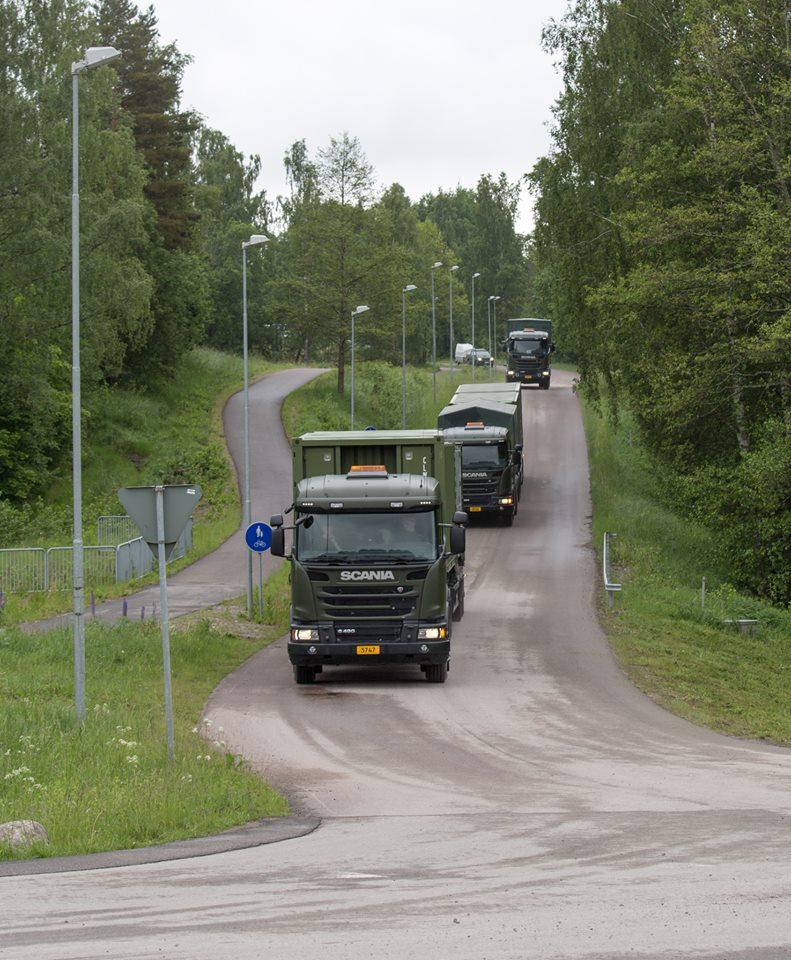 Armée Finlandaise / Finnish Defence Forces / puolustusvoimat - Page 8 98d31