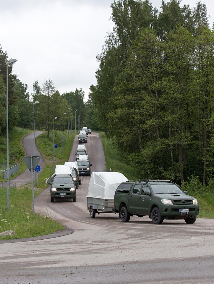 Armée Finlandaise / Finnish Defence Forces / puolustusvoimat - Page 8 98e29