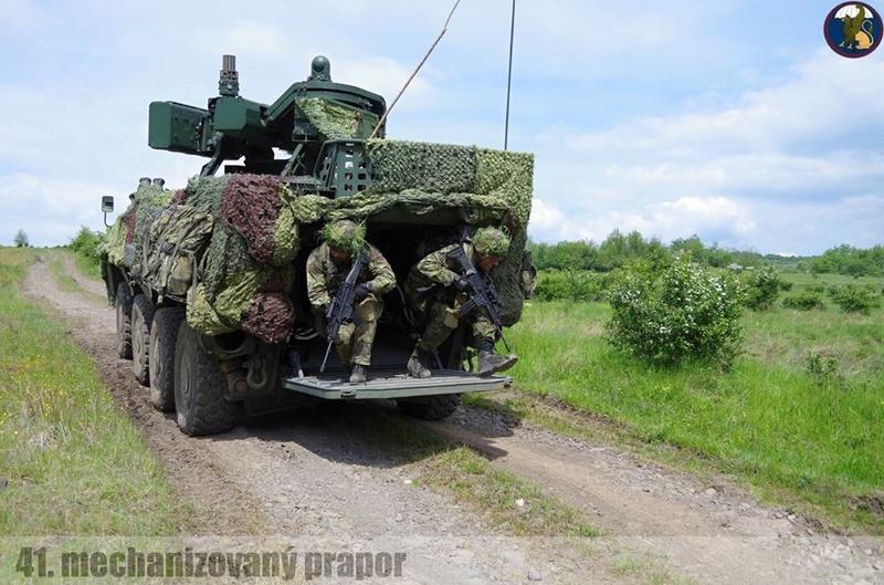 Armée tchèque/Czech Armed Forces - Page 9 98h11