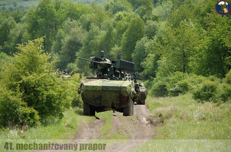 Armée tchèque/Czech Armed Forces - Page 9 98j11