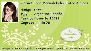 Presentación  Staff12