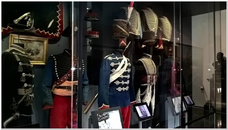 Les paras du Gers visitent le musée des Hussards à Tarbes Unp_3217