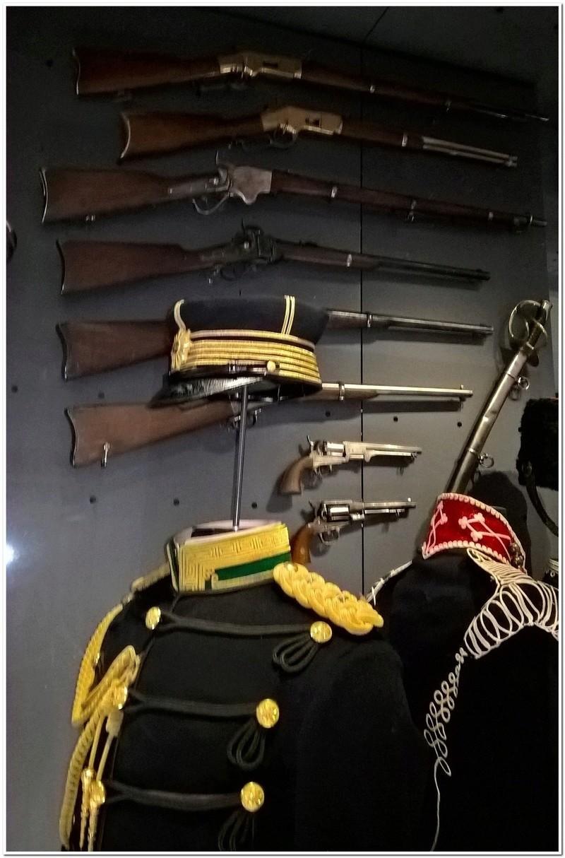 Les paras du Gers visitent le musée des Hussards à Tarbes Unp_3223
