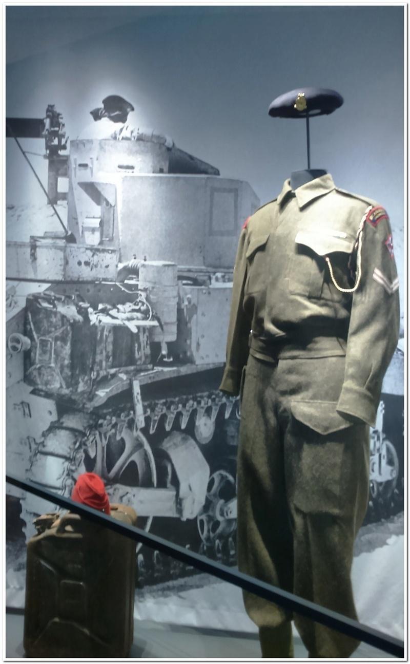 Les paras du Gers visitent le musée des Hussards à Tarbes Unp_3229