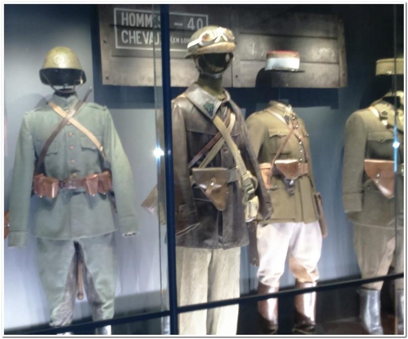 Les paras du Gers visitent le musée des Hussards à Tarbes Unp_3230