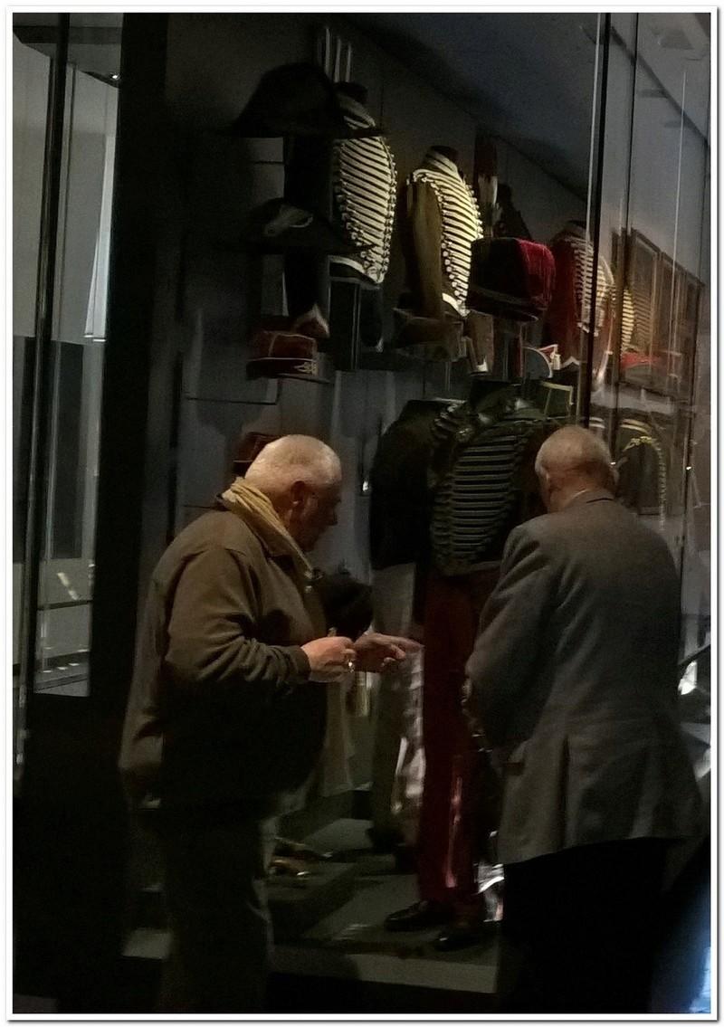 Les paras du Gers visitent le musée des Hussards à Tarbes Unp_3234