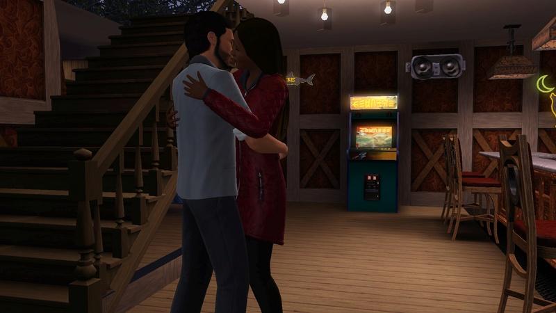 """[Challenge] Teens and Horses """"Sims 3"""" raconté par Vavaveau Screen17"""