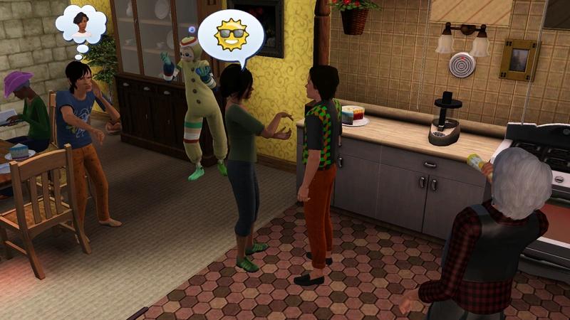 """[Challenge] Teens and Horses """"Sims 3"""" raconté par Vavaveau Screen19"""