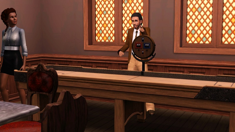 """[Challenge] Teens and Horses """"Sims 3"""" raconté par Vavaveau Screen21"""