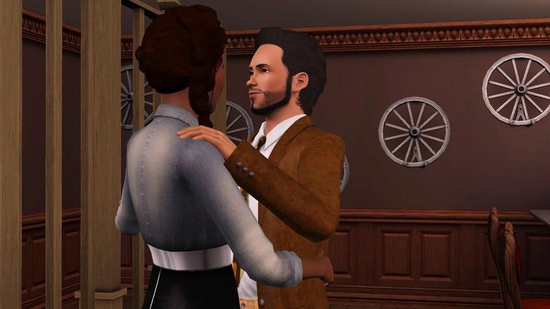 """[Challenge] Teens and Horses """"Sims 3"""" raconté par Vavaveau Screen22"""
