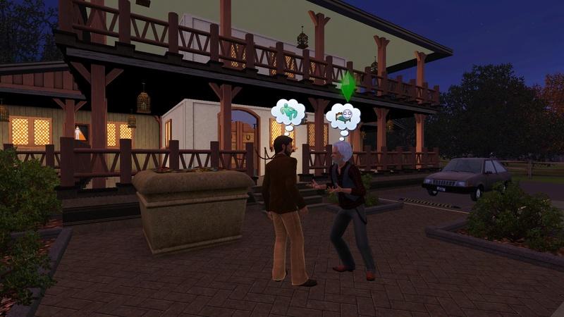 """[Challenge] Teens and Horses """"Sims 3"""" raconté par Vavaveau Screen24"""