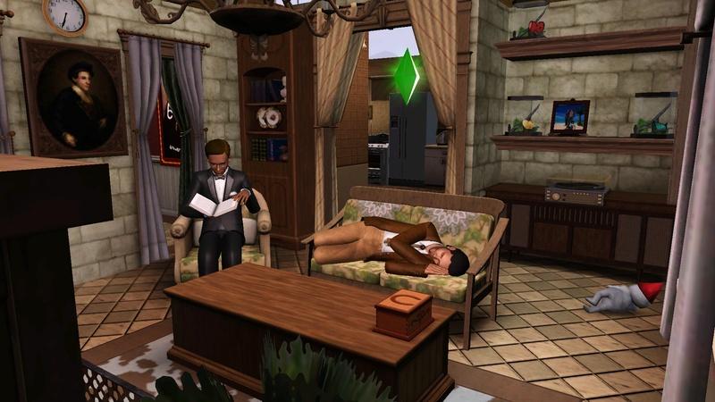 """[Challenge] Teens and Horses """"Sims 3"""" raconté par Vavaveau Screen25"""