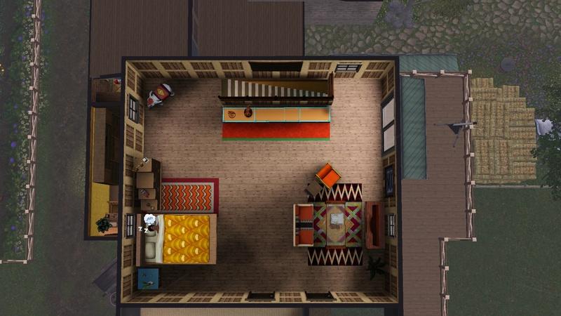 """[Challenge] Teens and Horses """"Sims 3"""" raconté par Vavaveau Screen28"""