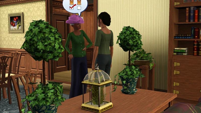 """[Challenge] Teens and Horses """"Sims 3"""" raconté par Vavaveau Screen29"""