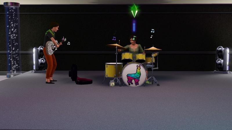 """[Challenge] Teens and Horses """"Sims 3"""" raconté par Vavaveau Screen30"""
