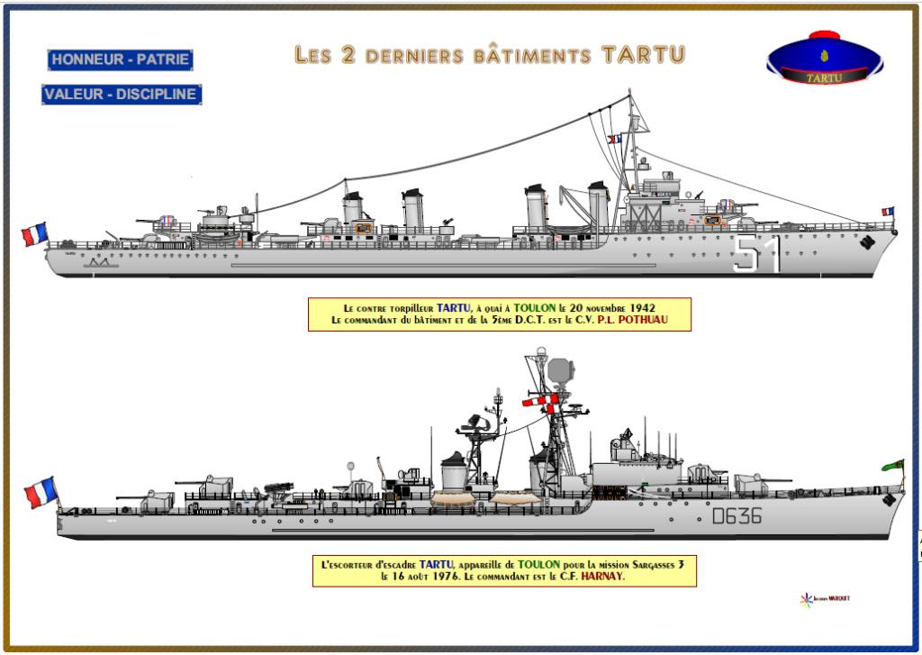 CONTRE-TORPILLEURS CLASSE VAUQUELIN (FRANCE) (Terminé) 2_tart10
