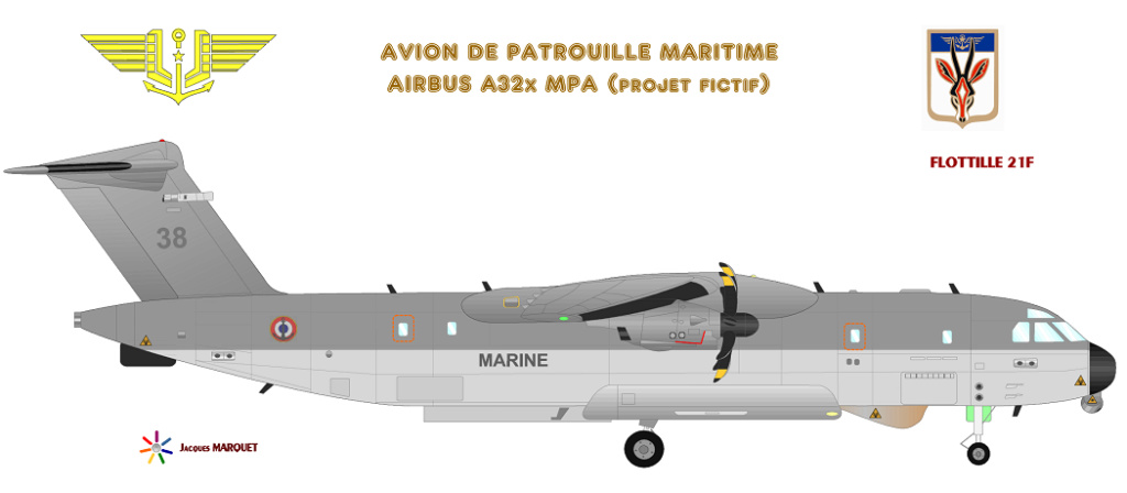 [ Aéronavale divers ] Quel est cet aéronef ? - Page 38 Airbus13